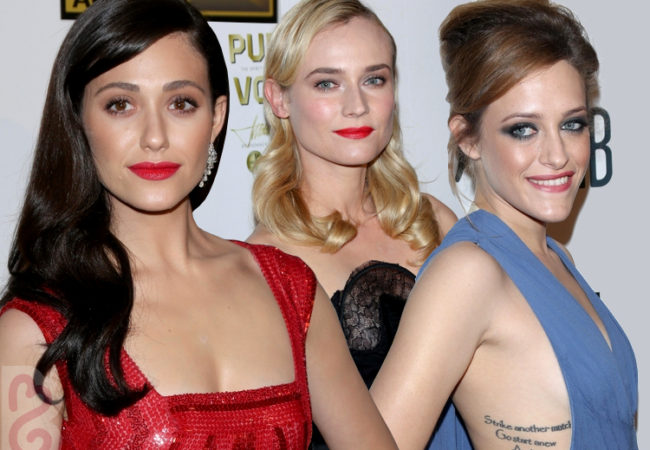 Critics' Choice Television Awards 2013 Best Hairstyles