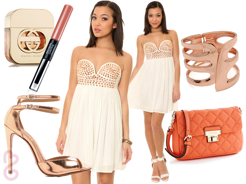 Dance Club Dress Outfit
