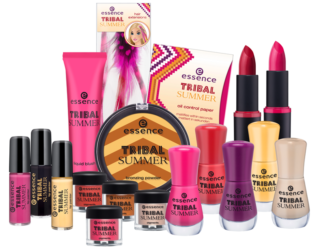 Essence Summer Tribal Makeup Collection 2013