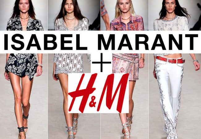 Isabel Marant and H&M Team Up for a Capsule Collection