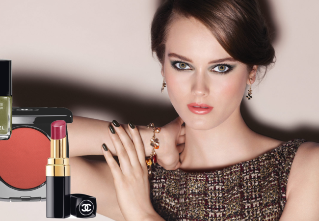 Chanel Fall 2013 Superstition Makeup Collection