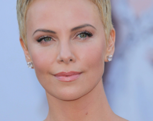 Charlize Theron's Short Hairstyle