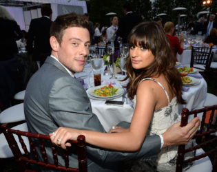 Cory Monteith Dead 2013