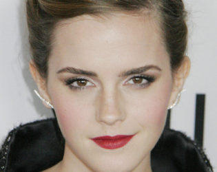 Emma Watson Grown Pixie Look
