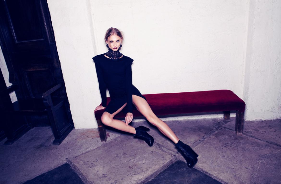 For Love And Lemons Fall 2013 Look  (1)
