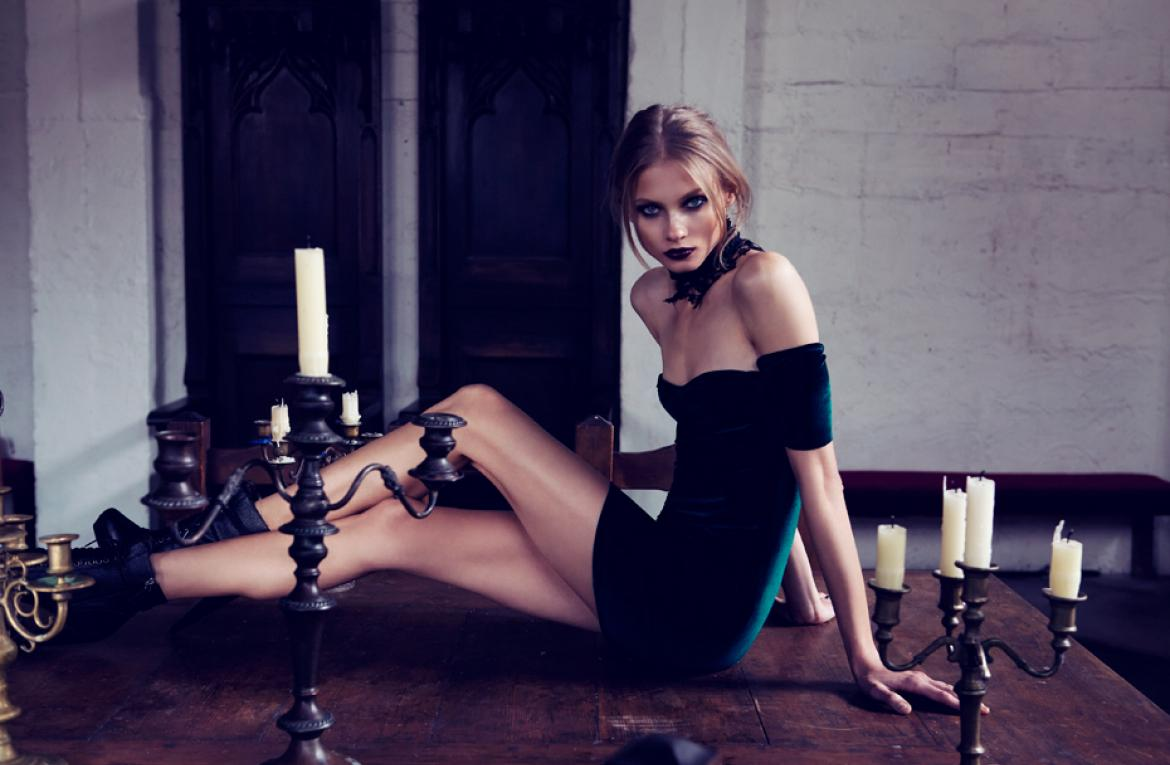 For Love And Lemons Fall 2013 Look  (4)