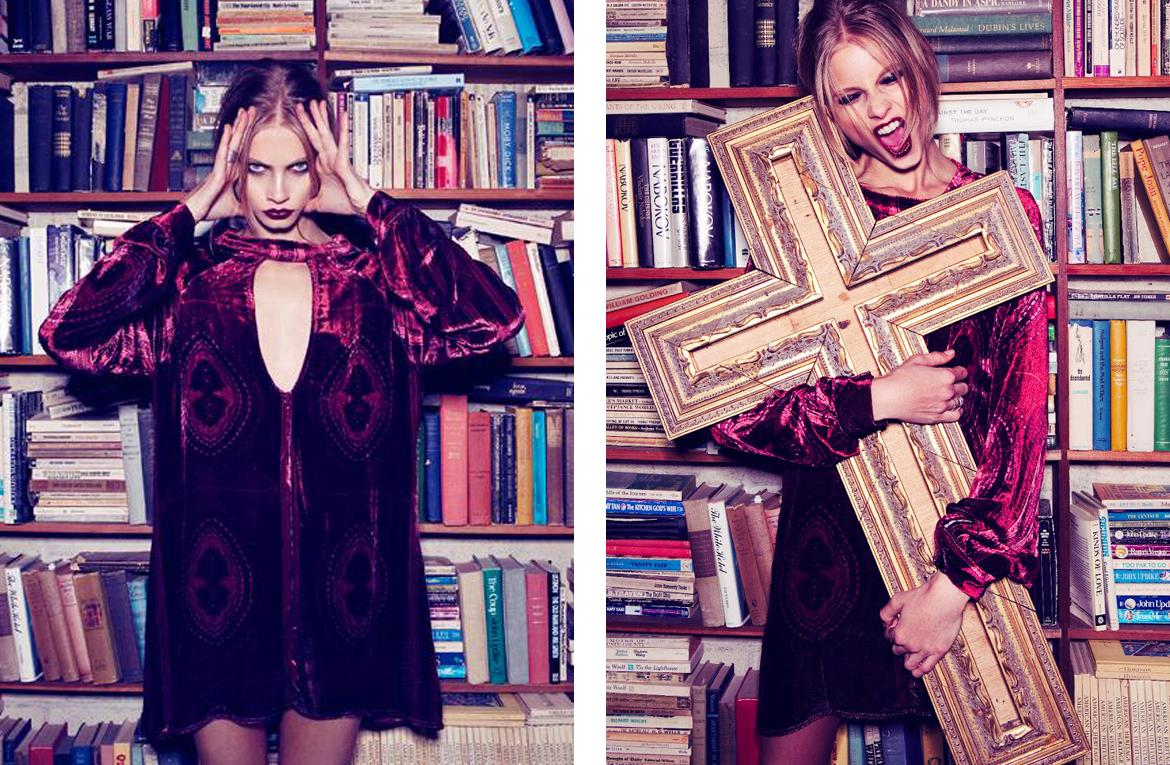For Love And Lemons Fall 2013 Look  (8)