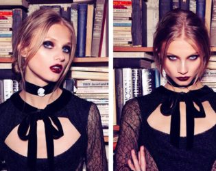 For Love And Lemons Fall 2013 Look  (9)