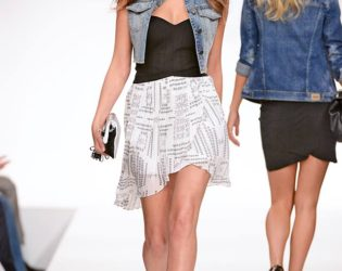 Guess Spring Summer 2014 Collection Look 1