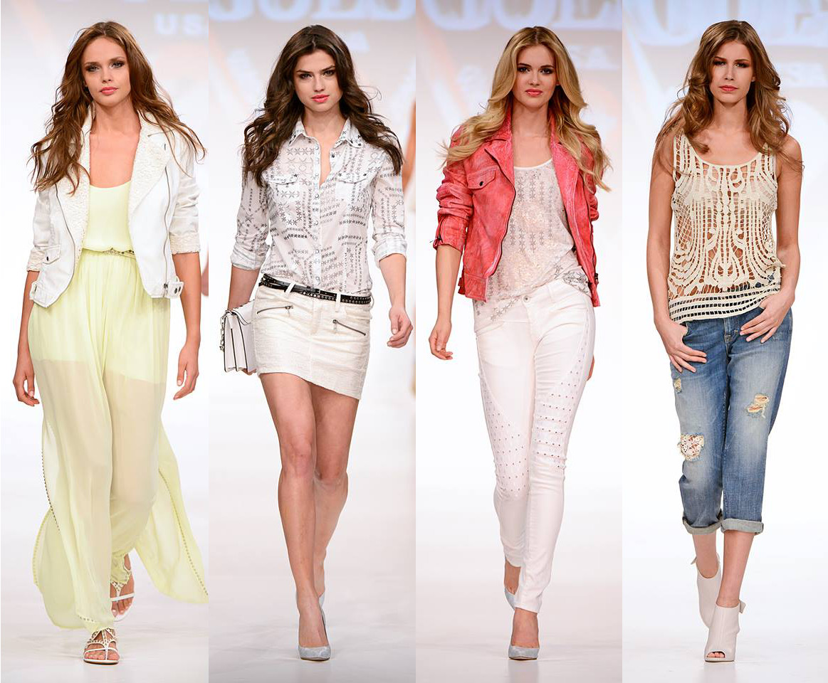 Guess Summer 2014 Collection