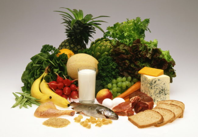 Foods for a 2000 Calorie Diet