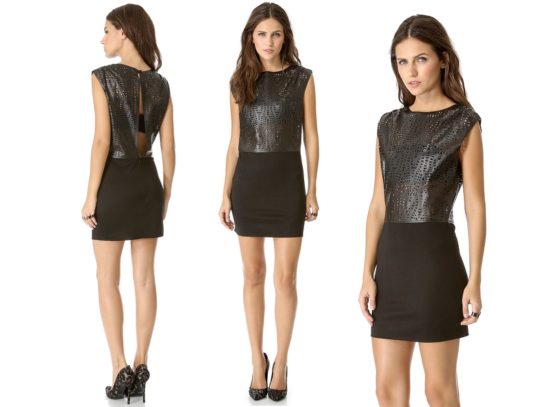 House Of Harlow 1960 Fall 2013 Outfit 3