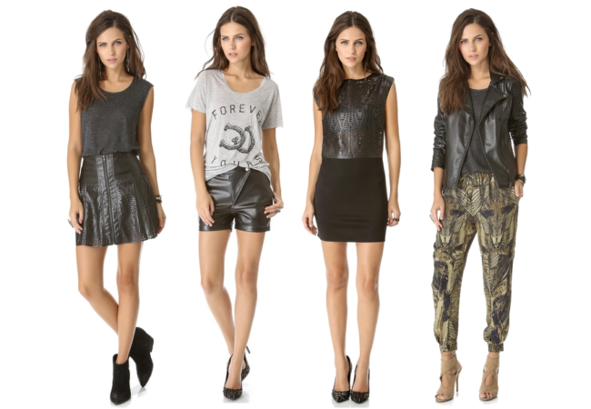 House of Harlow 1960 Launches Clothing Line