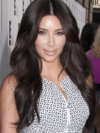 Kim Kardashian Glam Waves Hairstyle