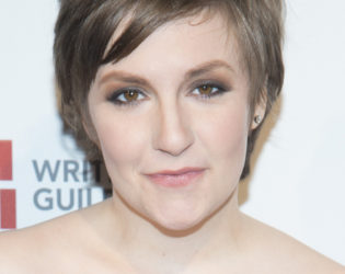 Lena Dunham Grown Pixie