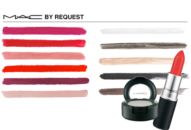MAC by Request Makeup Collection 2014