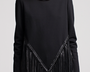 Maje Fall Winter 2013 Collection Look  (13)