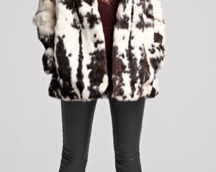 Maje Fall Winter 2013 Collection Look  (6)