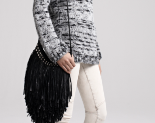 Maje Fall Winter 2013 Collection Look  (7)