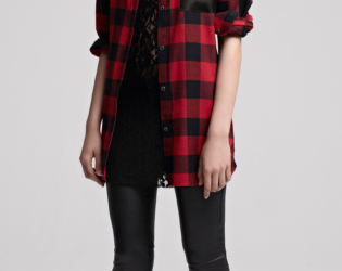 Maje Fall Winter 2013 Collection Look  (8)
