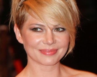 Michelle Williams Grown Pixie