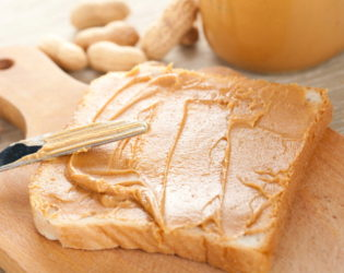Peanut Butter For A Healthy Weight Gain