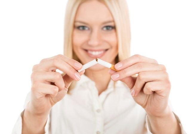 Weight Gain after Quitting Smoking? Here's What You Have to Do!