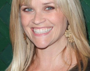 Reese Witherspoon Choppy Bangs Hairstyle