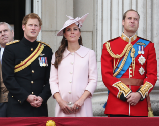 Royal Family Excited For Royal Baby Arrival