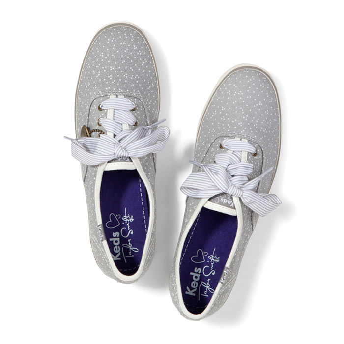 Taylor Swift For Keds 2013 Sneakers Look  11