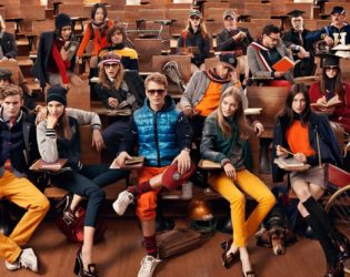 Tommy Hilfiger Fall 2013 Ad Campaign