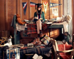 Tommy Hilfiger Fall 2013 Campaign