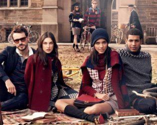 Tommy Hilfiger Fall 2013 Campaign Shoot