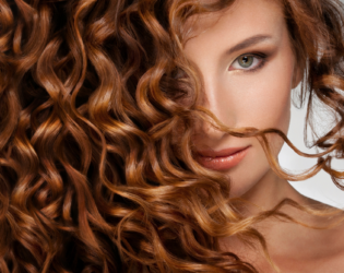 Cute Types of Perm for Long Hair