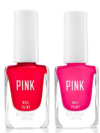 Victoria's Secret Pink Nail Paint Browns And Pinks