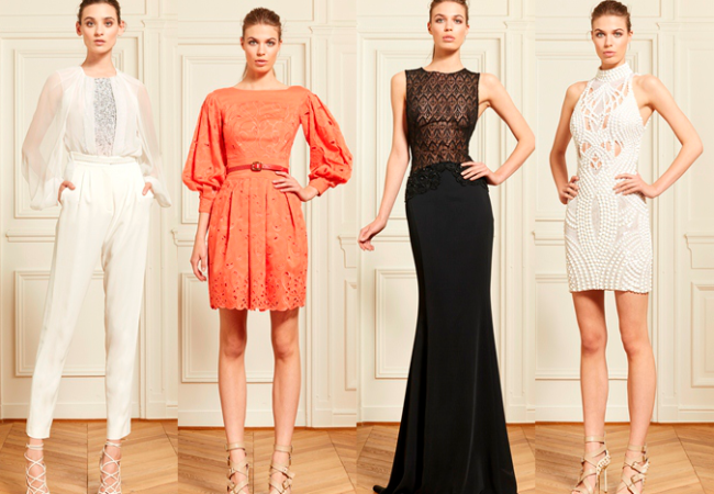 Zuhair Murad Resort 2014 Collection