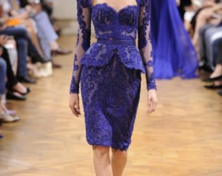 Zuhair Murad Fall 2013 Couture Collection Look  10