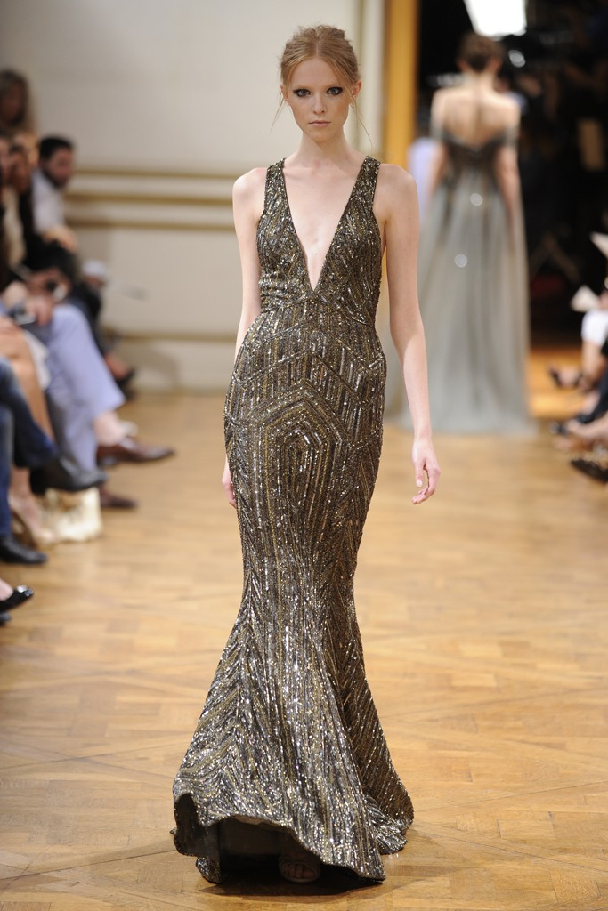 Zuhair Murad Fall 2013 Couture Collection Look  15