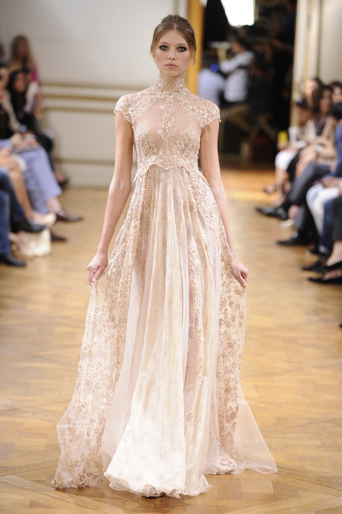 Zuhair Murad Fall 2013 Couture Collection Look  2