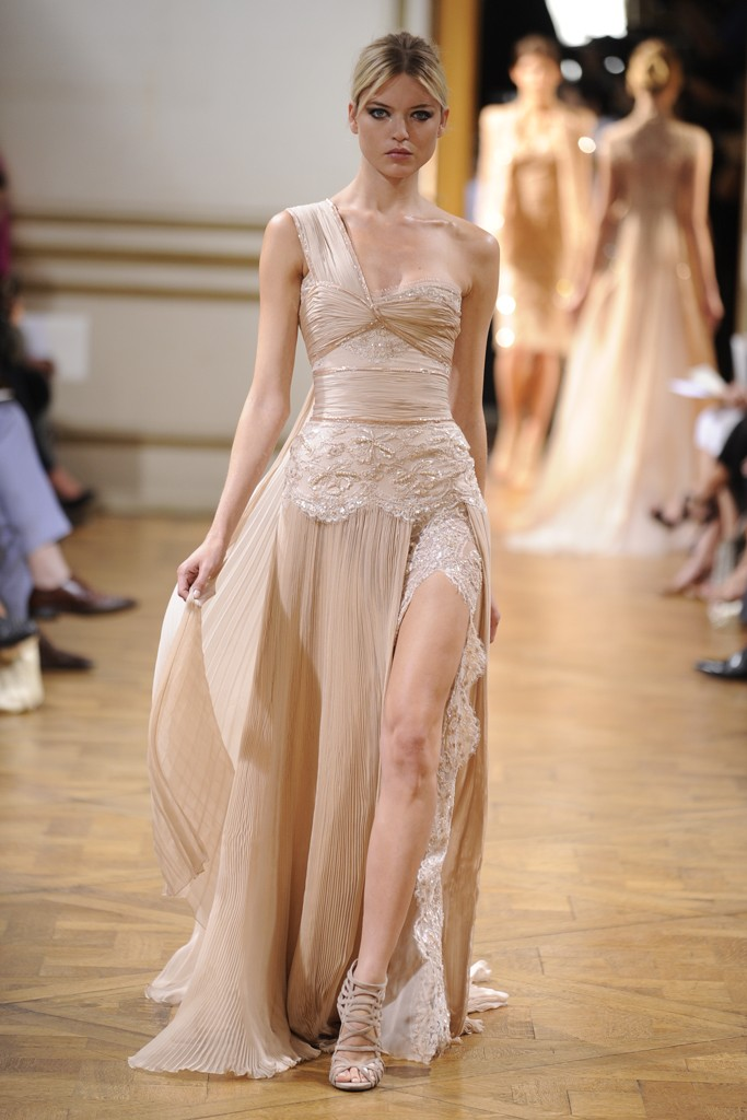 Zuhair Murad Fall 2013 Couture Collection Look  3