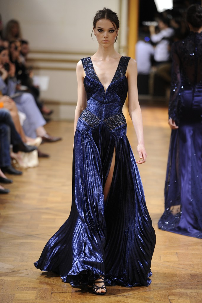 Zuhair Murad Fall 2013 Couture Collection Look  5