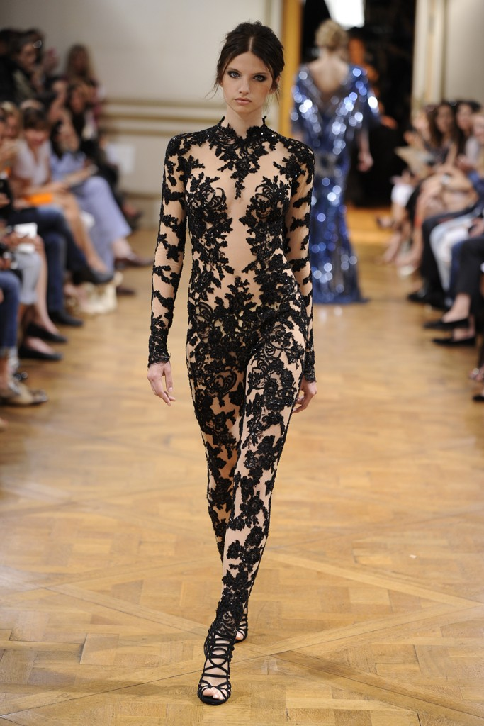 Zuhair Murad Fall 2013 Couture Collection Look  6