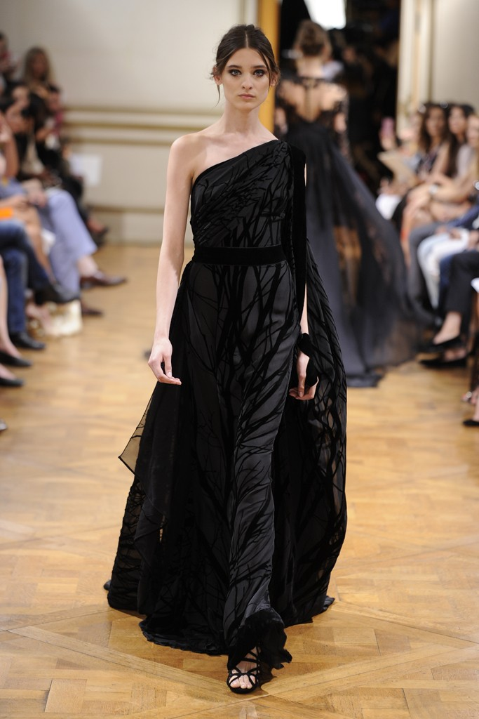 Zuhair Murad Fall 2013 Couture Collection Look  7