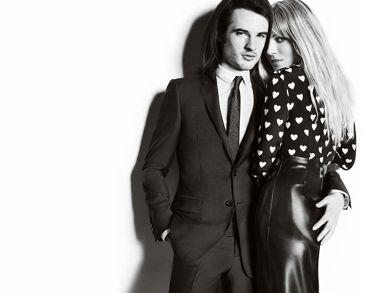 Burberry Fall Winter 2013 Campaign