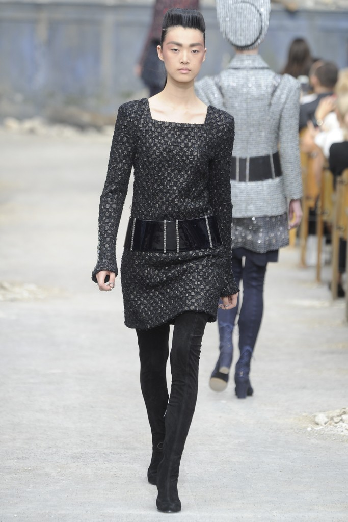 Chanel Couture Fall 2013 Look 30