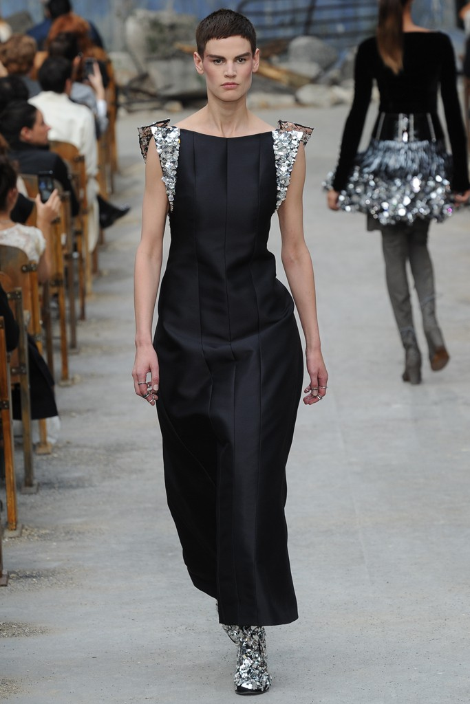 Chanel Couture Fall 2013 Look 41