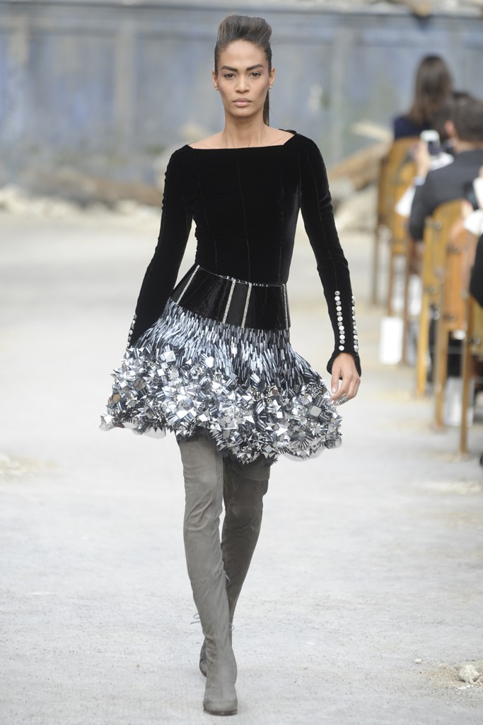 Chanel Couture Fall 2013 Look 46