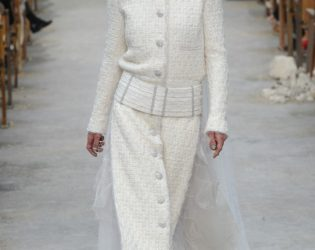 Chanel Couture Fall 2013 Look 67