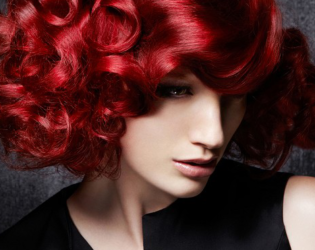 Fierce Red Hair Color 2013