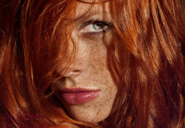 How to Enhance Freckles